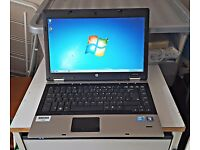 HP 6450b Laptop, Core i5, 4gb ram, 320gb hdd, webcam