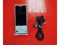 Sony NW-ZX100 MP3 Player in Mint Condition £380