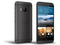 box seal HTC One M9 - 32GB - Unlocked SIM Free Smartphone Colours