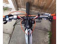 Custom Scott Aspect 730 hardtail bike .Upgrades