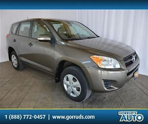 2012 Toyota RAV4 FWD/BLUETOOTH/HEATED MIRRORS/CRUISE/4  NEW TIRE