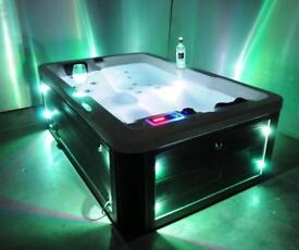 Luso Spas Spruzzo 3000 Hot Tub Spa 2-3 Seats