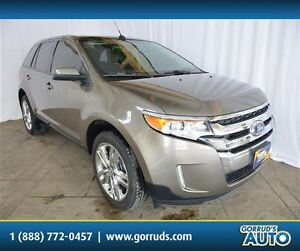 2013 Ford Edge SEL, 20 RIMS, NAV, LEATHER, PANORAMIC SUNROOF
