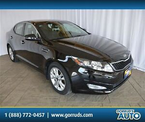 2013 Kia Optima EX/T-GDI/LEATHER SEATS/BACKUP CAMERA/BLUETOOTH