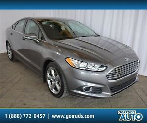 2013 Ford Fusion SE WITH BLUETOOTH, HEATED SEATS