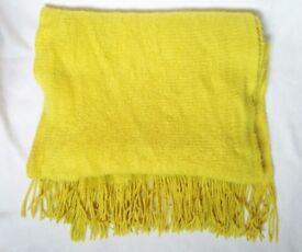 Beautiful green-yellow Top Shop scarf