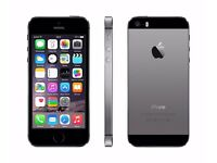 Apple iPhone 5S 32GB Unlocked Space Grey Good Condition Smartphone