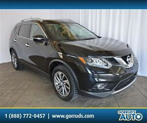 2015 Nissan Rogue SL NAV SUNROOF HEATED LEATHER SEATS 4 NEW TIRE
