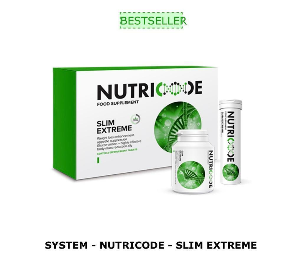 Nutricode Slim Extreme 2 WEEK SUPPLY ONLY £25 00   in Bristol   Gumtree