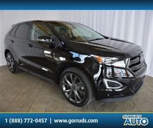 2016 Ford Edge AWD/CAMERA/LEATHER/NAV/PANO ROOF/LOW MILEAGE