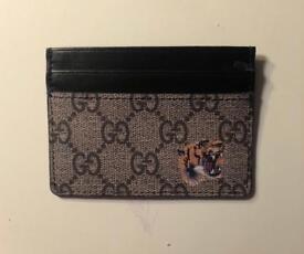 Gucci Tiger CardHolder