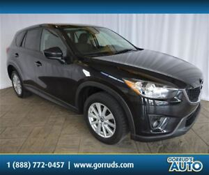 2013 Mazda CX-5 SKYACTIV/HEATED SEATS/SUNROOF/CAMERA/BLUETOOTH