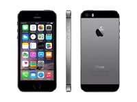 iPhone 5S 16GB Space Grey, Unlocked, very good condition