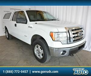 2012 Ford F-150 XLT, EXTENDED CAB, ECO BOOST, ALLOW RIMS