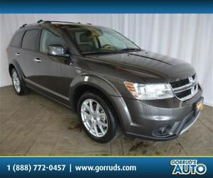 2015 Dodge Journey R/T/DVD/NAV/LEATHER/BLUETOOTH/CAMERA