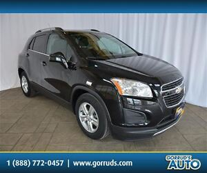 2013 Chevrolet Trax LT/MOONROOF/BACKUP CAMERA/BLUETOOTH