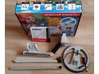 Minelab Explorer XS Metal Detector