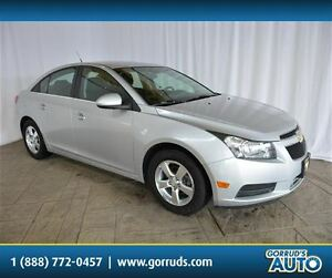 2012 Chevrolet Cruze LT/TURBO/AUTO/AC/PWR WINDOWS/ALLOYS/4 NEW T