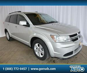 2011 Dodge Journey SE/FWD/DUAL ZONE CLIMATE/HEATED MIRRORS