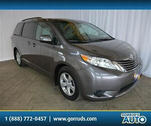 2016 Toyota Sienna LE 8 PASSENGER, BACK-UP CAMERA, BLUETOOTH