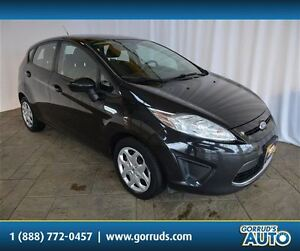 2012 Ford Fiesta SE/HEATED SEATS/AIR CONDITIONING