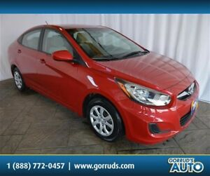 2014 Hyundai Accent GL/HEATED SEATS/BLUETOOTH/SATELLITE/NEW TIRE