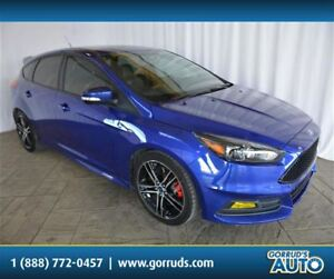 2015 Ford Focus ST/LEATHER/CAMERA/MOONROOF/BLUETOOTH