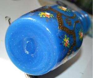Vintage Hand Blown Glass Bottle With Stopper Gatineau Ottawa / Gatineau Area image 2