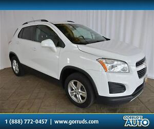 2013 Chevrolet Trax 2LT/AWD/LEATHER/BACKUP CAMERA/ALLOY RIMS/BLU