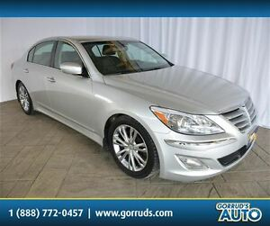 2013 Hyundai Genesis LUXURY SEDAN/TECH PKG./NAV/SUNROOF/CAMERA