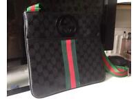 Gucci logo pouch