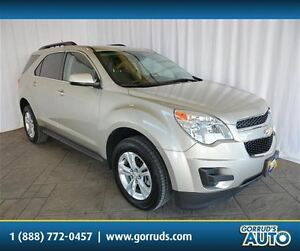 2015 Chevrolet Equinox LT WITH BACK-UP CAMERA, HEATED SEATS