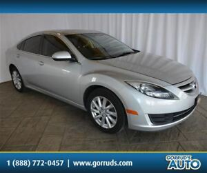 2011 Mazda MAZDA6 GT/SUNROOF/ALLOY RIMS/BLUETOOTH/POWER SEAT