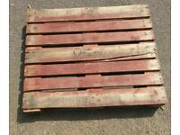 Pallet - free to collector