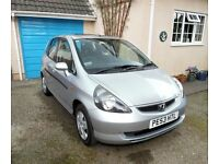 2003 Honda Jazz 1.4 SE CVT Automatic. Very Low Mileage. Excellent Condition For Age.