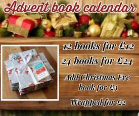 Usborne Advent Book Calendars
