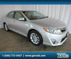 2014 Toyota Camry Hybrid XLE/CAMERA/DUAL ZONE CLIMATE CONTROL/BL