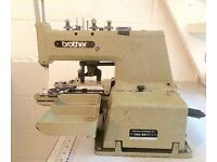 * BARGIN * INDUSTRIAL BUTTONHOLE & Industrial Button Sewing Machine £850