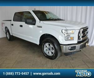 2015 Ford F-150 XLT/4X4/5 L V8/ALLOY RIMS/BLUETOOTH