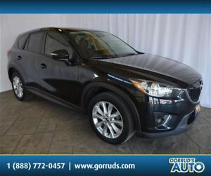 2015 Mazda CX-5 GT/AWD/LEATHER/NAV/SUNROOF/CAMERA/BLUETOOTH & BS