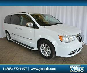 2016 Chrysler Town & Country LIMITED/PLATINUM/LEATHER/SUNROOF/NA