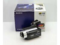 Sony Handycam HDR-SR10 40gb camcorder