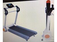 Reebok I run motorised treadmill