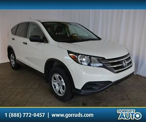 2014 Honda CR-V LX/AWD/4 NEW TIRES/BACKUP CAMERA/BLUETOOTH