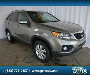 2011 Kia Sorento LX/AWD/HEATED SEATS/BLUETOOTH/ALLOY RIMS