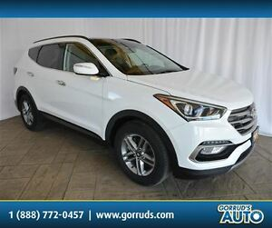 2017 Hyundai Santa Fe SE/AWD/PANORAMIC ROOF/LEATHER/CAMERA
