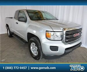 2015 GMC Canyon EXTENDED CAB, BACK-UP CAMERA, SIDE STEP BARS