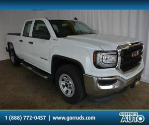 2016 GMC Sierra 1500 EXTENDED CAB/4X4/4.3L ENGINE/POWER WINDOWS/