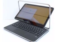 Dell XPS 2 in 1 Touchscreen laptop FHD full hd screen 1920x1080 Intel Core i5 - 3rd gen processor
