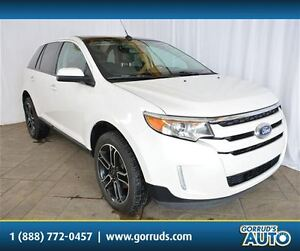 2013 Ford Edge SEL AWD, V6 APPEARANCE PKG. BLUETOOTH, NAV, SUNRO